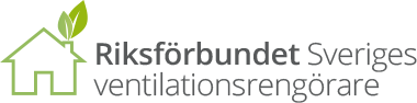 Riksförbundet Sveriges Ventilationsrengörare logotyp